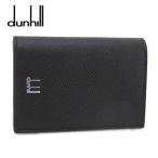 ダンヒル/dunhill メンズ カードケース DU18F2470CA/ブラック/001/21ss