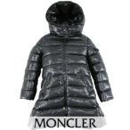 クリアランスSALE/モンクレール MONCLER KIDS ガールズ ダウンコート MOKA 4936705 68950 K ブラック/999/モカ/8A-10A/1617aw