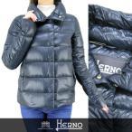 ヘルノ HERNO レディース ダウンジャケット PI0504D 12017 ブルーネイビー/9200/16-17aw