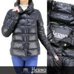 クリアランスSALE/ヘルノ HERNO レディース ダウンジャケット PI0504D 12017 ブラック/9300/1617aw