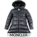 クリアランスSALE/モンクレール MONCLER KIDS ガールズ ダウンコート SUYEN 4936849 53052 K ブラック/999/シューエン/8A-10A/1617aw