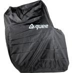 【特急】GUEE 縦型軽量輪行袋 ブラック フレームカバー・スプロケットカバー・輪行マニュアル付属