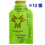 マグオン ジェル ラ・フランスフレーバー 41g×12個入り カフェイン含有