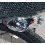 【特急】【現品特価】シマノ LP-X200 カゴ下マウント J2端子 ハブダイナモ用ライト 【自転車】【一般車用パーツ】【ライト】