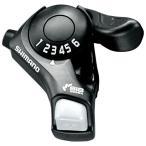 シマノ SL-TX30R6 6段 2050mmインナー シフトレバー  右レバー 【自転車】【マウンテンバイクパーツ】【シフトレバー】