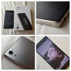 SIMフリー Sony Xperia Z5 Premium E6853 Chrome LTE 32GB