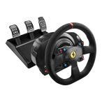 スラストマスター『T300 Ferrari Integral Racing Wheel Alcantara Edition』