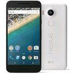 Google NEXUS 5X 32GB QUARTZ(White) LG-H791 SIMフリー