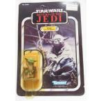 【透明ブリスター部分が黄色に退色】 1983年当時物 ツクダオリジナル輸入品 STAR WARS Return of the Jed