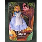 1999 Alice in Wonderland (不思議の国のアリス) Barbie(バービー) Doll with Cheshire Cat Disney (ディ