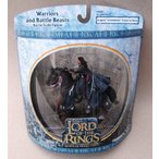 ショッピングmiddle 2003 - New Line / Play Along - Lord of the Rings ロードオブザリング : Armies of Middle Earth - Ara