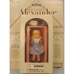 Alice in Wonderland (不思議の国のアリス) Madame Alexander (マダムアレクサンダー) Keychain ドール