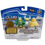 Disney (ディズニー) Club Penguin (クラブペンギン) Series 10 Mix N Match Mini フィギュア Pack Yello