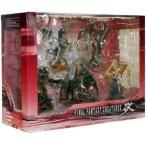 ショッピングFINAL Final Fantasy ファイナルファンタジー Creatures Kai Figure Set Vol 2 NEW フィギュア 人形 おもちゃ