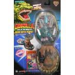 Godzilla (ゴジラ) Micro Battle Playset vs Rodan New York (with Twin Towers)