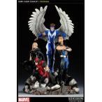 Sideshow (サイドショー) Collectibles - X-Men (エックスメン) diorama 1/8 Dark X-Men (エックスメン)