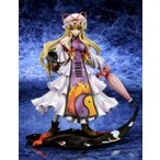 Touhou Project - Border of Phantasm [Yukari Yakumo] (Priestess Uniform Ver.) (PVC Figure) フィギュ