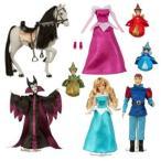 USディズニー公式(Disney) 眠れる森の美女 オーロラ姫 プリンセス 人形 ドール フィギュア