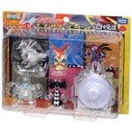 ポケモン Black & White Takaratomy Monster Collection フィギュア Movie Set - Victini and T 131002fn