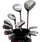 アウトレット ゴルフクラブセット メンズ G510 16点フルセット 右用 フレックスR  evclst ゴルフ用品