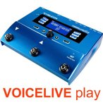 ■TC-HELICON VoiceLive Play ボーカル用エフェクター