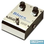 Akai Analog Custom Shop Blues Overdrive エフェクトペダル