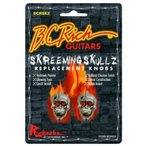 BC Rich Skreeming Skullz (Set of 2)
