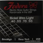 Fodera (フォデラ) エレキベース Victor Wooten シグネチャー Nickel, .040 - .095, VW4N