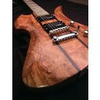 B.C. Rich (B.C. リッチ) Mockingbird Exotic Classic エレキギター, Spalted Maple エレキギター エレ