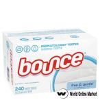 バウンスシート フリー 40シート 乾燥機用柔軟シート bounce