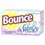 bounce with febreze 乾燥機用柔軟シート Spring&Renewal 70枚 バウンス