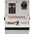 Akai Professional Analog Custom Shop Quad-Mode Phase Shifter Guitar Effects Pedal