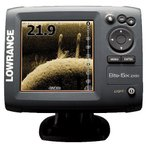 ショッピングDSi Lowrance 000-10235-001 Elite-5x DSI DownScan Imaging Fishfinder with 5-Inch Color LCD