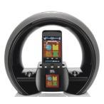 JBL On Air ワイヤレス iPhone/iPod AirPlay スピーカー ドック w/FM Internet ラジオ& Dual Alarm Clock