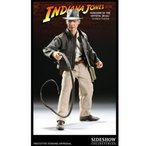 インディ・ジョーンズ 限定 Kingdom of the Crystal Skull 12 Inch Sideshow Collectibles フィギュア (w