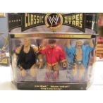 AUTOGRAPHED AUTO SIGNED ワールドレスリング(WWE) クラシック コレクター シリーズ 3 PACK キングコング