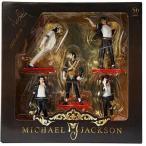 マイケルジャクソン King of Pop フィギュア セット