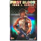Hot Toys 1/6 Scale First Blood John J. ランボー Movie Masterpieces MMS21 Sylvester Stallone フィギ