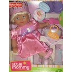 Fisher-Price(フィッシャープライス) L9158 Sweet As Me Birthday Wishes 人形 Little Mommy