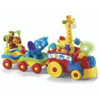 Fisher-Price(フィッシャープライス) Amazing アニマルs Sing and Go Choo-Choo