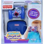 Fisher-Price(フィッシャープライス) Kid Tough デジタル カメラ with ケース - ブルー