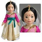 Disney(ディズニー) ショーケース イッツアスモールワールド India Tonner 人形