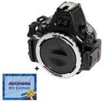 Sea & Sea RDX-D60 Underwater Housing for Nikon D60 & D40, Black with FREE $50.00 Adorama Gift Car