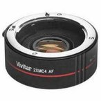Vivitar Series-1 4-Element 2x Tele Converter, Sony Autofocus Mount