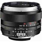 Zeiss 50mm f/1.4 Planar T* ZS Manual Focus Standard Lens for SLRs with the Universal(M42), Screw