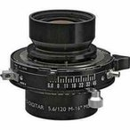 Schneider MACRO-DIGITAR 120mm f5.6 Lens in Copal #0 Shutter
