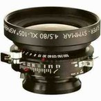 Schneider 80mm f/4.5 Super-Symmar XL Wide Angle Lens with Copal #0 Shutter - USA