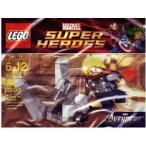 【LEGO(レゴ) ヒーロー】 マーベルスーパーヒーローズ アベンジャーズ ミニセット Thor and the Cosmic Cube 30163