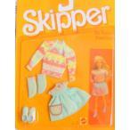 Barbie(バービー) スキッパー SO ACTIVE ファッション / SWEATER, Blue スカート, ソックス & シューズ