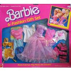 Barbie(バービー) 6 ファッション ギフトセット / シューズ & Fun Play Pieces (1989 Arco Toys, Mattel